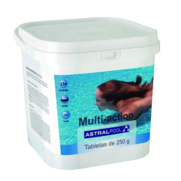 PROD.QUIMICS 34439 ASTRAL MULTI ACTION  POT 5KG 3 FUNCIONS
