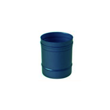 NOVATUB NWPE413080 PELLETS TUB d.80 250mm NEGRE