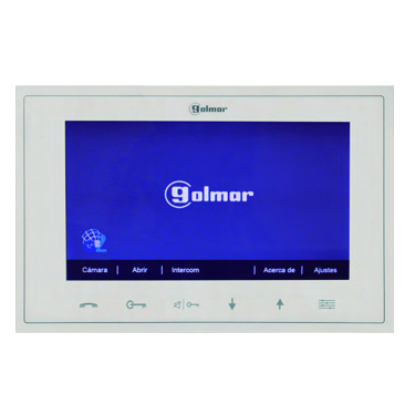 "GOLMAR 11510140 MONITOR COLOR VESTA7 MLIBRES 7"" GB2"
